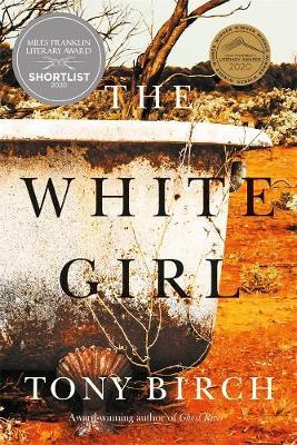 The White Girl book