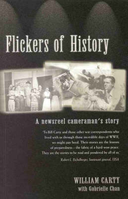 Flickering History: the History of Film in Australia by Gabrielle Chan