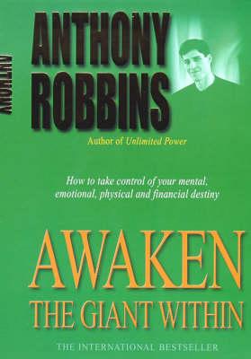 Awaken The Giant Within book