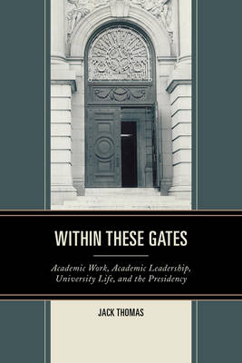 Within These Gates by Jack Thomas