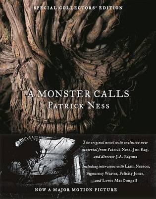 A Monster Calls: Special Collectors' Edition (Movie Tie-In) by Patrick Ness