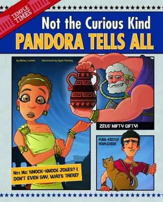 Pandora Tells All by ,Nancy Loewen