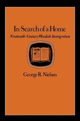 In Search of a Home book