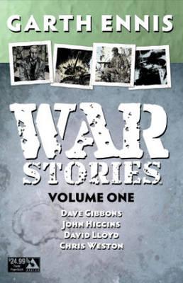 War Stories v.1 by Chris Weston
