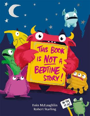 This Book is Not a Bedtime Story by Eoin McLaughlin