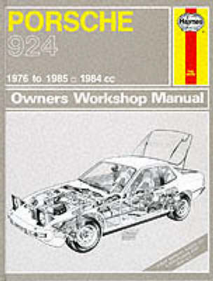 Porsche 924 and Turbo 1976-85 Owner's Workshop Manual by J. H. Haynes