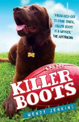 Killer Boots book