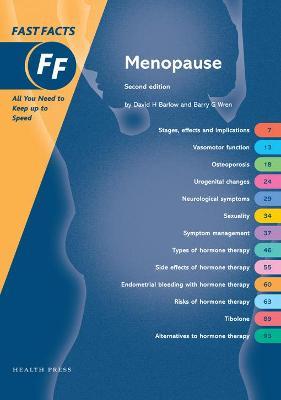 Fast Facts: Menopause by David H. Barlow