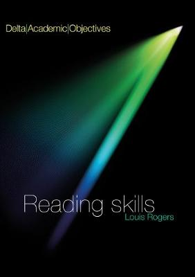 Delta Academic Objectives - Reading Skills B2-C1 by Louis Rogers