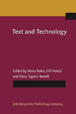 Text and Technology by Mona Baker