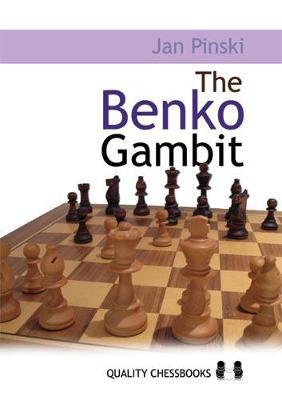 Benko Gambit book