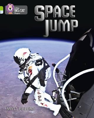 Space Jump by Matt Ralphs