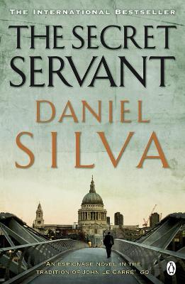 Secret Servant by Daniel Silva