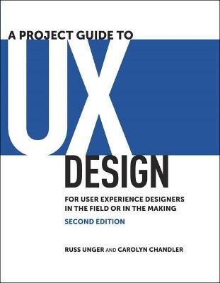 Project Guide to UX Design book