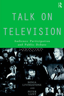 Talk on Television by Sonia Livingstone