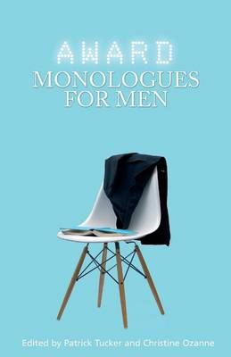 Award Monologues for Men book