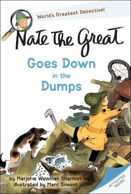 Nate The Great Down In The Dumps by Marjorie Weinman Sharmat