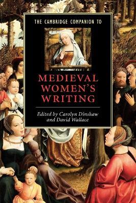 Cambridge Companion to Medieval Women's Writing book