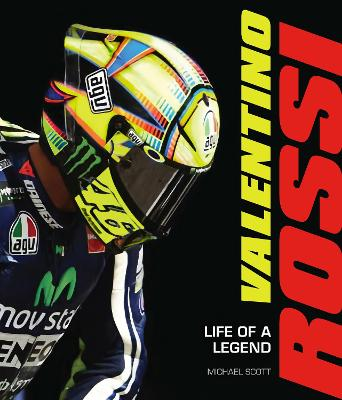 Valentino Rossi by Jamie Oliver