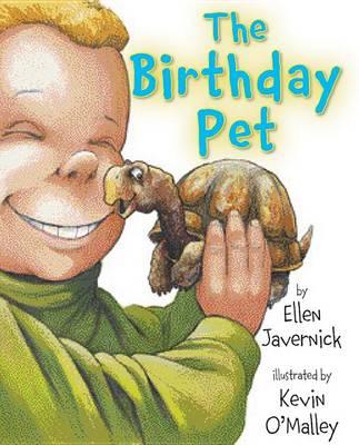 Birthday Pet book