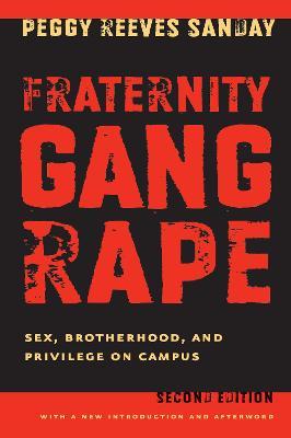 Fraternity Gang Rape book