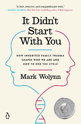 It Didn't Start with You book