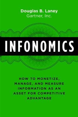 Infonomics by Douglas B. Laney