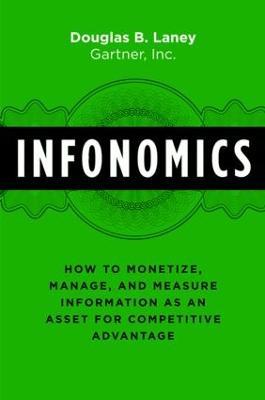 Infonomics by Douglas B. Laney
