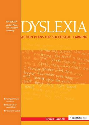 Dyslexia by Glynis Hannell