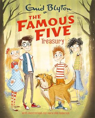 Famous Five Treasury book