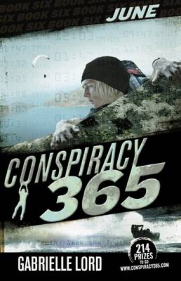 Conspiracy 365: #6 June by Gabrielle Lord