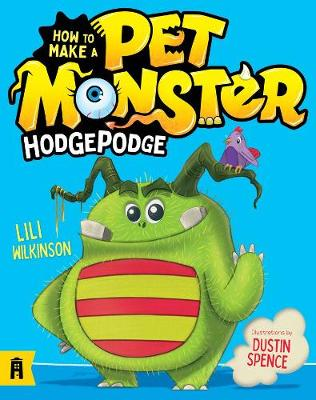 Hodgepodge: How to Make a Pet Monster 1 book