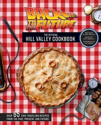 Back to the Future Cookbook book