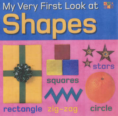 My Very First Look at Shapes by
