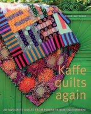 Kaffe Quilts Again by Kaffe Fassett