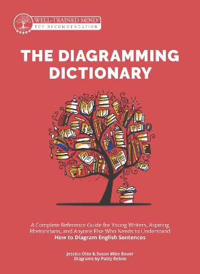 The Diagramming Dictionary: A Complete Reference Tool for Young Writers, Aspiring Rhetoricians, and Anyone Else Who Needs to Understand How English Works by Susan Wise Bauer