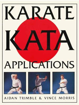 Karate Kata Applications book