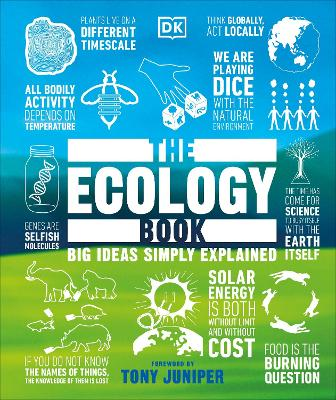 The Ecology Book: Big Ideas Simply Explained book