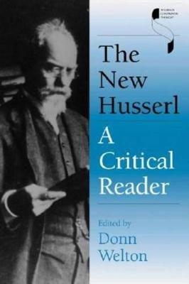 New Husserl by Donn Welton