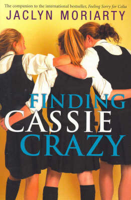 Finding Cassie Crazy book