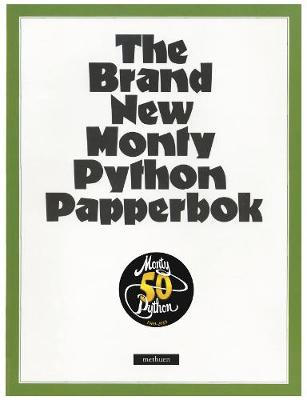 Brand New Monty Python Papperbok, The book