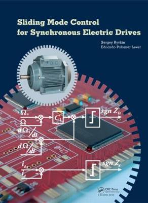 Sliding Mode Control for Synchronous Electric Drives by Sergey E. Ryvkin