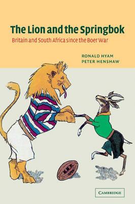 Lion and the Springbok book