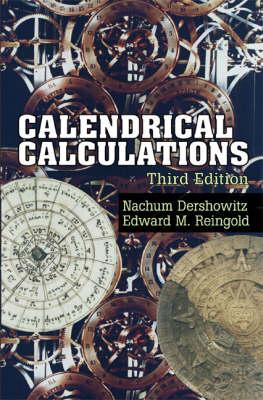 Calendrical Calculations book