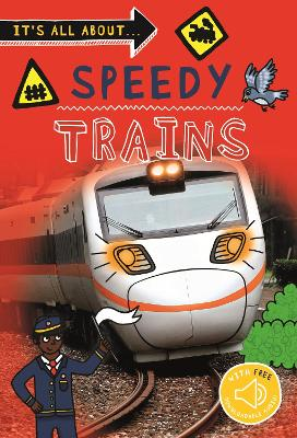 It's All about... Speedy Trains by Kingfisher