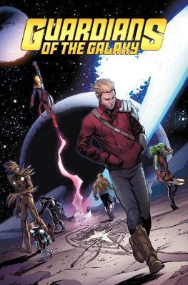 Guardians Of The Galaxy Vol. 5: Through The Looking Glass by Brian Michael Bendis