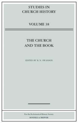 Church and the Book by R. N. Swanson