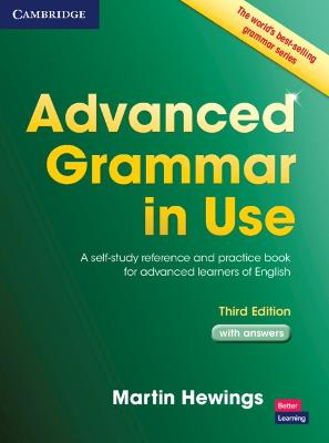 Advanced Grammar in Use with Answers by Martin Hewings