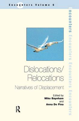 Dislocations/ Relocations book