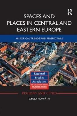 Spaces and Places in Central and Eastern Europe: Historical Trends and Perspectives by Gyula Horvath